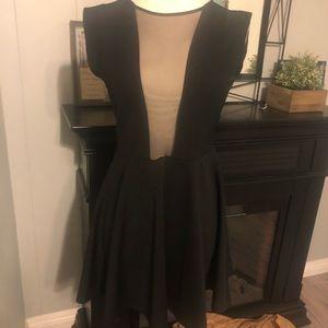 Sexy topshop little black dress!